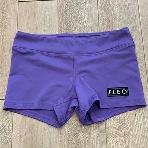 Fleo lavender original fit shorts